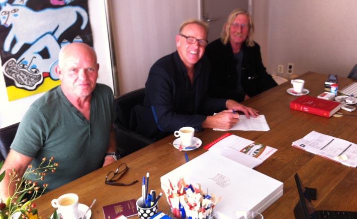 Oprichting Van De Stichting!